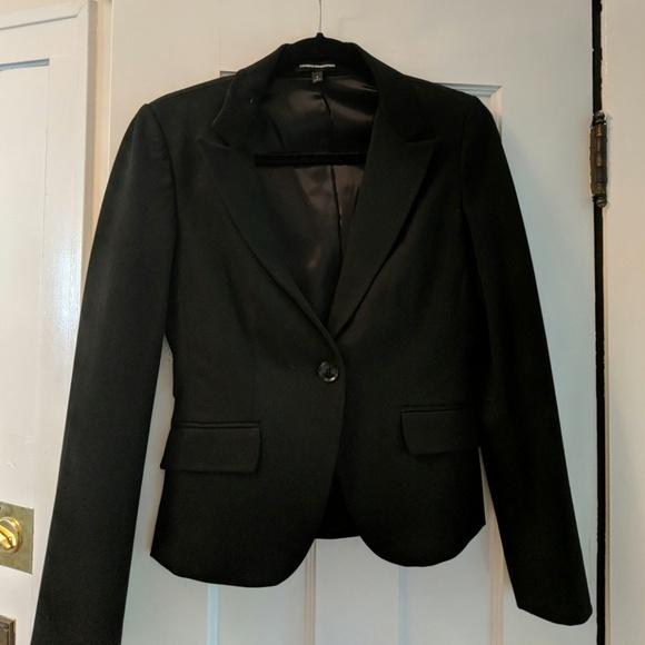 Express Jackets & Blazers - Express Design Studio Black Blazer